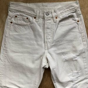 Off-White Levi's Wedgie Fit Jeans